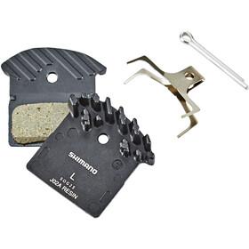 Shimano Ice-Tech J02A Resin Scheibenbremsbeläge